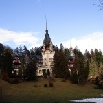 The Peles Castle - a Romanian landmark