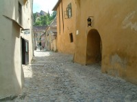 Discovering Sighisoara