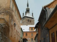 Sighisoara towers