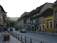 How to get to Brasov city
