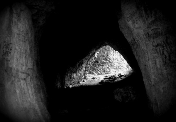 Cave of Thieves, Eniko Seres/private photo