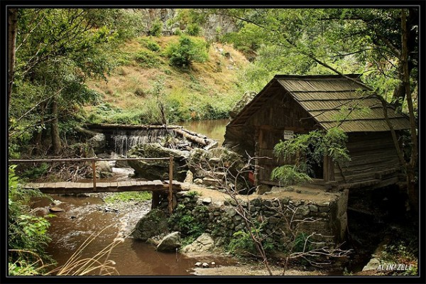 Rudaria river with a pictoresque watermill, ©ALiNzele/Flickr
