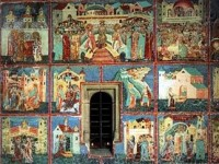Arbore, the painted monastery of Suceava