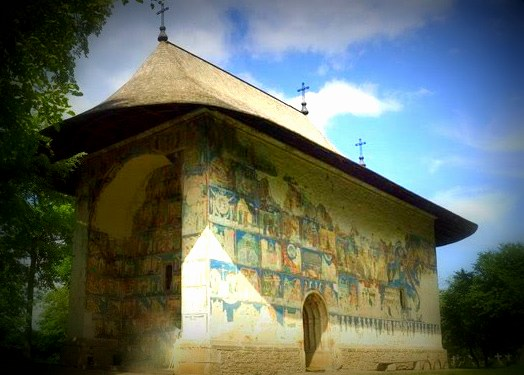 Arbore Monastery, Eniko Seres/ private photo