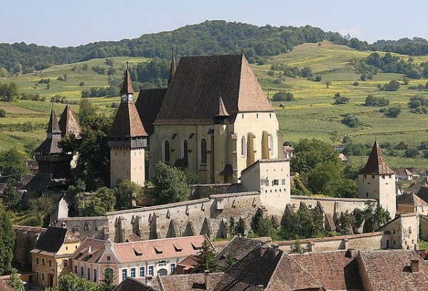 Biertan Fortified Church, ©Giåm/Flickr