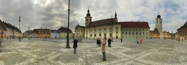 Sibiu, ©Panoramas/Flickr