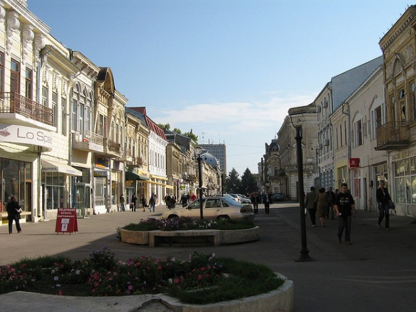 Royal Street at Braila, ©gigi4791/Flickr