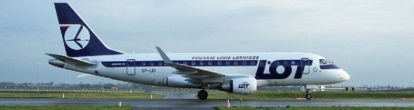 LOT Polish Airlines, ©Pieter Marion/Flickr