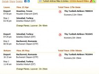 Thy Turkish Airlines flight from Houston to Bucharest from $884